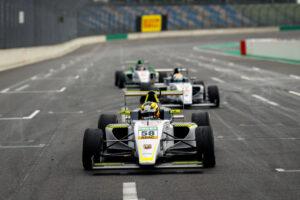Elias Seppänen ADAC Formel 4 2020 Lausitzring