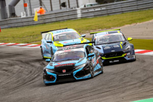ADAC TCR Germany, 3. + 4. Rennen Nürburgring 2020 - Foto: Gruppe C Photography; #7 Honda Civic Type-R TCR, ADAC Sachsen e.V.: Mike Halder