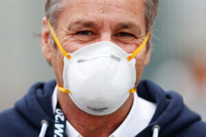 2020 DTM Spa;   Gerhard Berger (ITR)