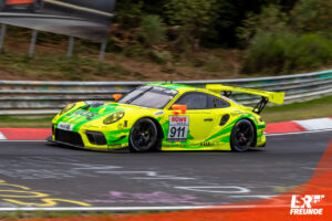 Manthey Racing Porsche 911 GT3 R NLS 2020