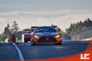 HRT Haupt Racing Team Mercedes AMG GT3 NLS 2020