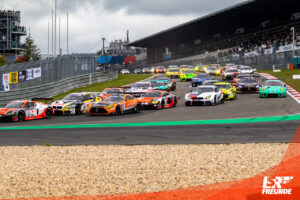 Starterfeld NLS VLN Nürburgring Langstrecken-Serie 2020