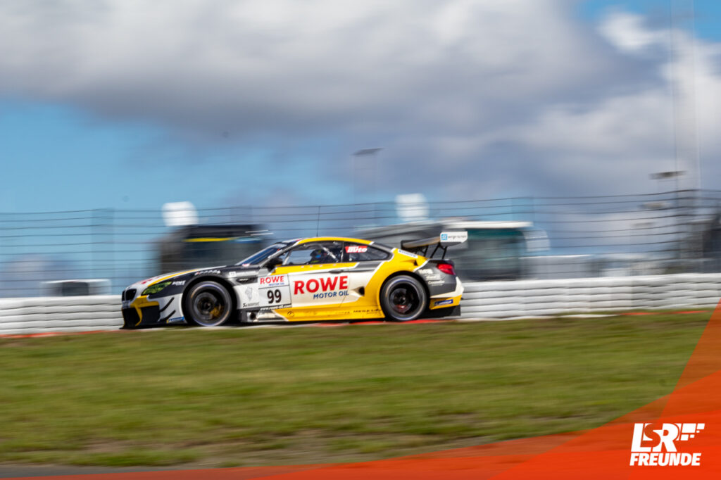 Rowe Racing BMW M6 GT3 NLS 2020