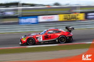 HRT Haupt Racing Team Mercedes AMG GT3 NLS 2020