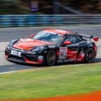 Frikadelli Racing Porsche Cayman GT4 NLS 2020