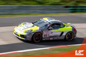 W&S Motorsport Porsche Cayman NLS 2020