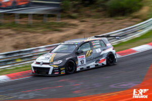 Max Kruse Racing VW Golf GTI TCR NLS 2020