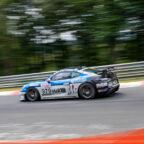 Mühlner Motorsport Porsche Cayman 718 GT4 NLS 2020