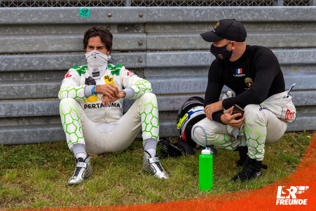 Franck Perera/Albert Costa Balboa GRT Grasser ADAC GT Masters Nürburgring 2020