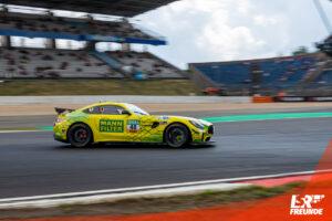 HTP Winward Mercedes AMG GT4 ADAC GT4 Germany Nürburgring 2020