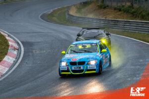 EPS-Rennsport BMW 325i NLS 2020