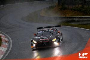 HRT Haupt Racing Team AutoArena Mercedes AMG GT3 NLS 2020