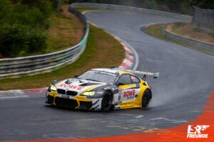 ROWE RACING BMW M6 GT3 NLS 2020