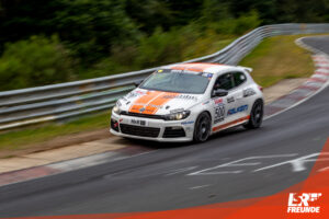 mathilda racing VW Scirocco NLS 2020