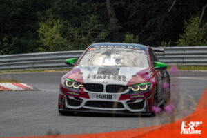 Hofor Racing by Bonk Motorsport BMW M4 GT4 NLS 2020