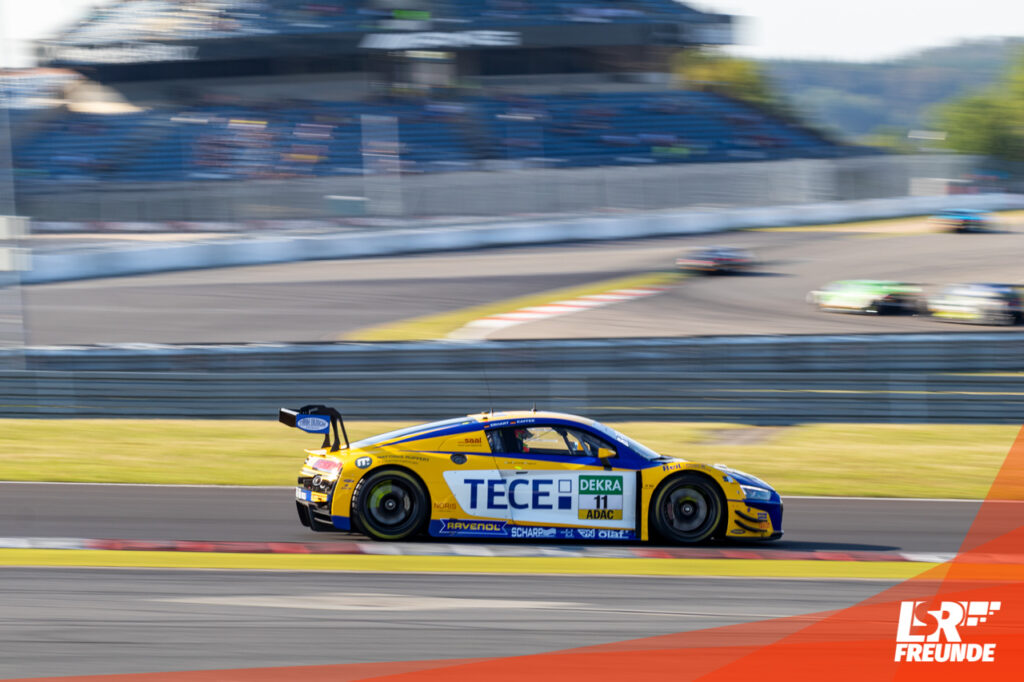 EFP Car Collection by TECE AUDI R8 LMS GT3 ADAC GT Masters Nürburgring 2020