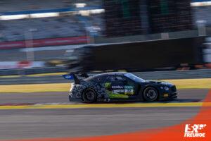 T3 Motorsport Bentley Continental GT3 ADAC GT Masters 2020 Nürburgring