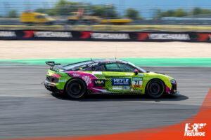 T3 Motorsport Audi R8 LMS GT4 ADAC GT4 Germany 2020 Nürburgring