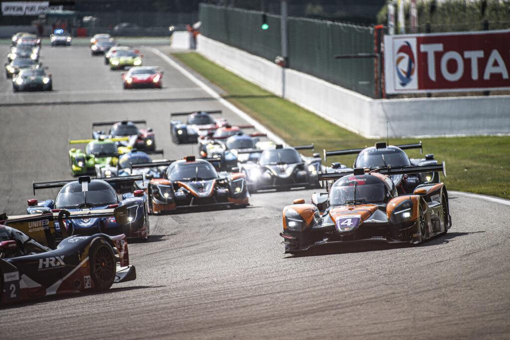 Team DKR Engineering LMP 3 ELMS Spa 2020 Laurents Hörr