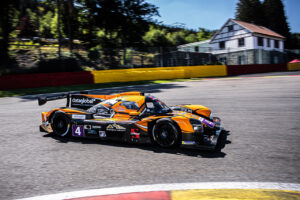 Team DKR Engineering LMP 3 ELMS Spa 2020 Laurents Hörr