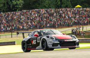 Porsche 911 GT3 Cup, Joshua Rogers (AUS), #92, Porsche TAG Heuer Esports Supercup, 2020