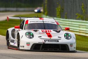 IMSA Road Amerika 2020 Porsche 911 RSR