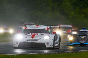 Porsche 911 RSR, Porsche GT Team (#911), Frederic Makowiecki (F), Nick Tandy (GB) IMSA Road America 2020