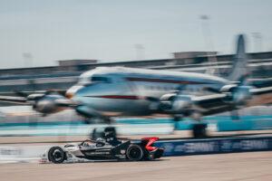 Formel E Berlin 2020 Andre Lotterer (DEU), Tag Heuer Porsche, Porsche 99x Electric