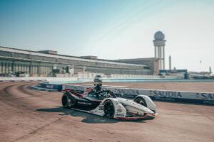 Andre Lotterer (DEU), Tag Heuer Porsche, Porsche 99x Electric Formula E Berlin 2020
