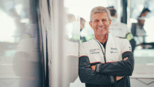 Fritz Enzinger, Leiter Porsche Motorsport