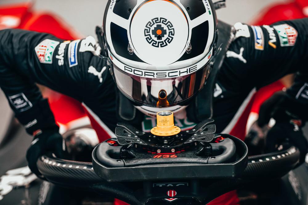André Lotterer Porsche Formel E