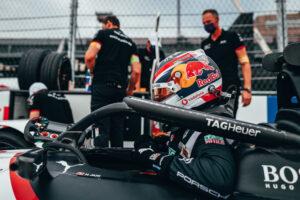 Neel Jani Porsche Formel E 2020