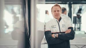 Carlo Wiggers, Leiter Team Management & Business Relations Porsche Motorsport