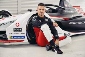 Pascal Wehrlein, Porsche 99X Electric ABB Formel E 2020/2021