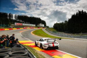 6 Hours of Spa Francorchamps WECPorsche 911 RSR, Porsche GT Team (#92), Kevin Estre (F), Michael Christensen (DK)