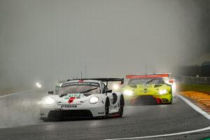 6 Hours of Spa FrancorchampsPorsche 911 RSR, Porsche GT Team (#92), Kevin Estre (F), Michael Christensen (DK)