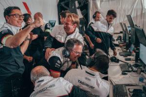 Diriyah E-Prix, TAG Heuer Porsche Formel-E-Team