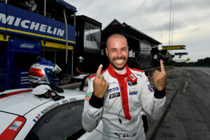 Porsche GT Team: Frederic Makowiecki (F) IMSA 2020 Virginia
