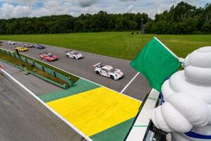 Porsche 911 RSR, Porsche GT Team (#911), Frederic Makowiecki (F), Nick Tandy (GB) IMSA 2020 Virginia