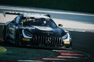 Madpanda Motorsport Mercedes AMG GT3 GTWC Europe Misano 2020