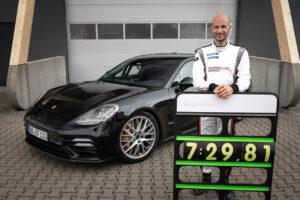 Porsche Panamera Nürburgring 2020