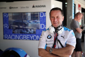Marrakesh (MAR), 28th February 2020. Marrakesh E-Prix, BMW i Andretti Motorsport, Roger Griffiths (GBR) team principal.