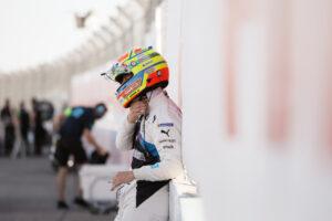 Berlin (GER), 6th August 2020. ABB FIA Formula E Championship, season finale, Tempelhof, BMW i Andretti Motorsport, BMW iFE.20, Alexander Sims.