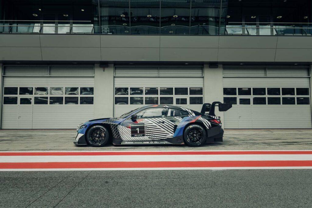 BMW M4 GT3 | Foto: BMW Motorsport