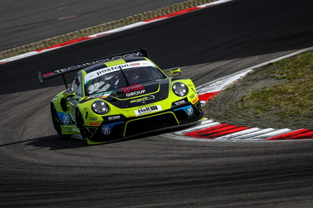 SSR Performance Porsche 911 GT3 R ADAC GT Masters 2020 Nürburgring