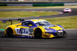 ADAC GT Masters, Testfahrten Lausitzring 2020 -Team EFP Car Collection by TECE Audi R8 LMS GT3