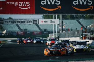 HRT Haupt Racing Team Mercedes-AMG GT3 Misano 2020