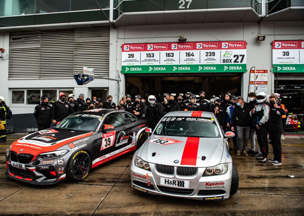 Keeevin Sports & Racing N24h 2020
