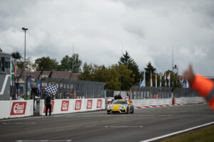 ADAC TOTAL 24h Nürburgring 2020 - Black Falcon Porsche Cayman 982 GT4