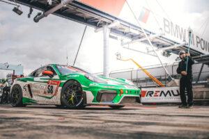 Space Drive Racing W&S Motorsport Porsche Cayman 718 GT4 N24h 2020